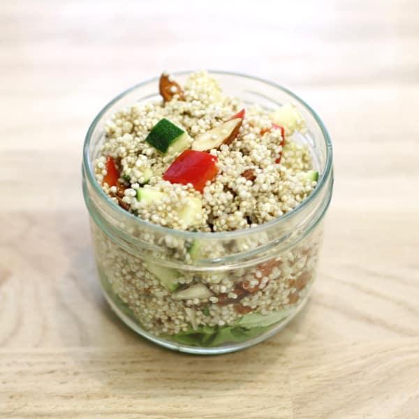 fresh quinoa