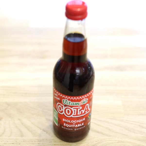 organic fair cola soda